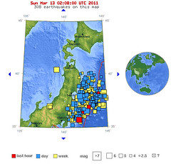 Japan Earthquakes 3-13-2011 11-29-13 AM