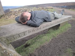 Rosedale Miners Memorial Bench