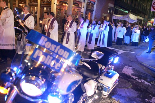 2011 Eucharistic Congress - North End, Boston