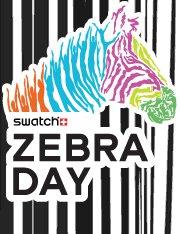 Swatch-Zebra-Day
