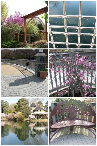 lewis ginter gardens mosaic