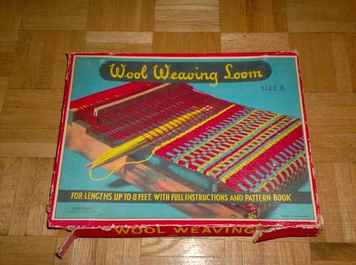Spears Wool Weaving Loom