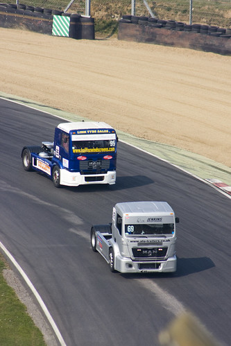 BH Truck Racing 408
