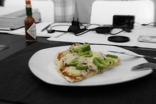 Homemade Pizza.. by Theyweed GREEN