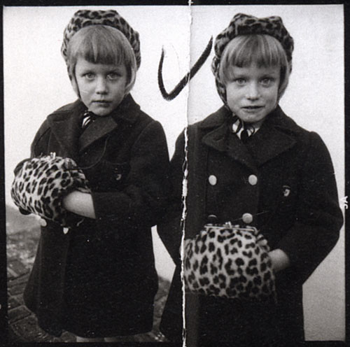 Image result for diane arbus photographer twins
