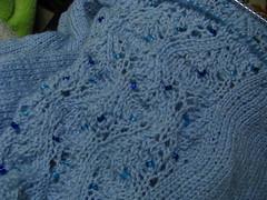 Star Gazing Test Knit Back on Track