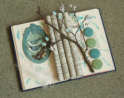 Altered Book Workshop- Seattle Center for Book Arts-3