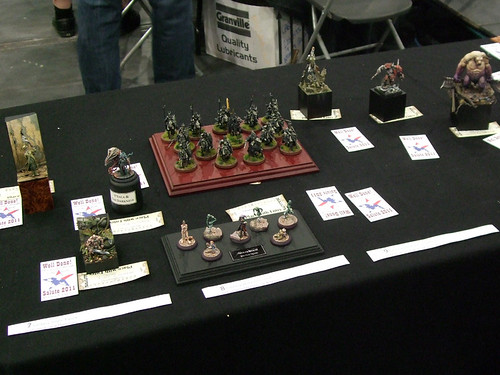 Winners Table, ay Salute 2011