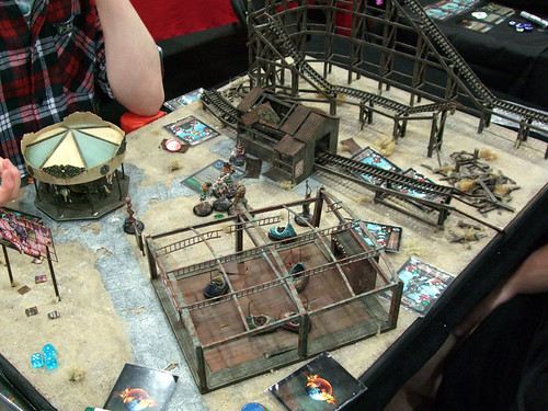 Eden Demo, at Salute 2011