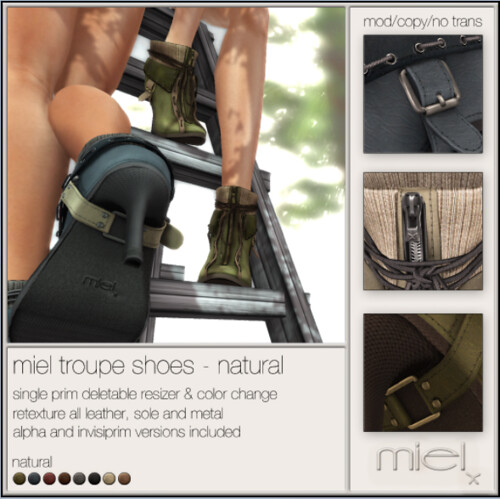New Miel @ The Deck 2