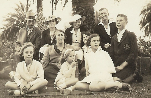 Part of family c 1936 by SpearLily