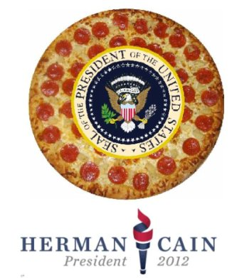 Herman Cain Throws His Pie Into the Ring