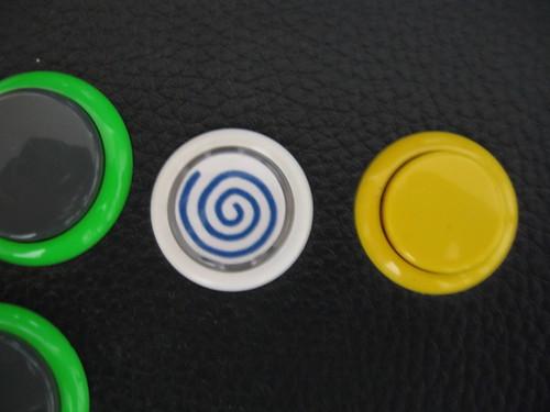 NAOMI - bouton start