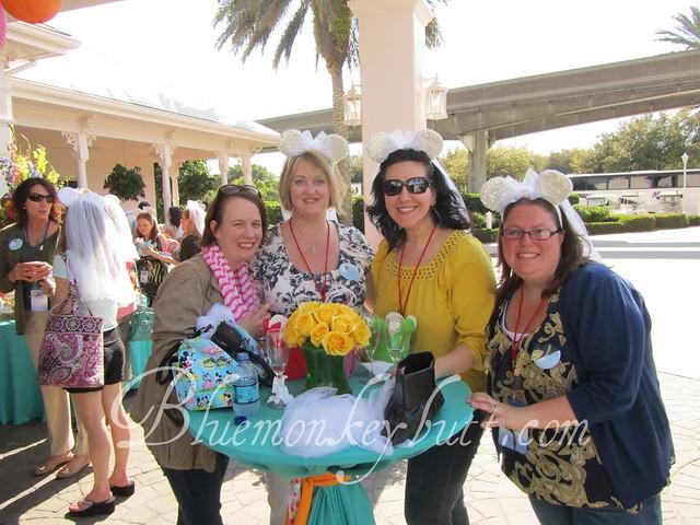 Blogger Friends at Disney Social Media Moms