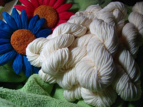 Cashmere/Wool Blend