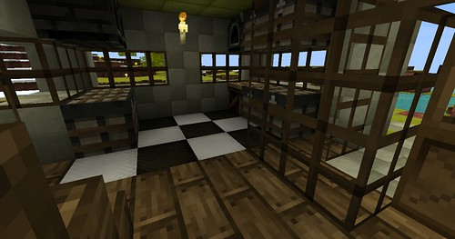 Minecraft - The Kitchen