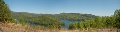 Bad Creek Jocassee Panorama