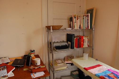 A Writing Corner