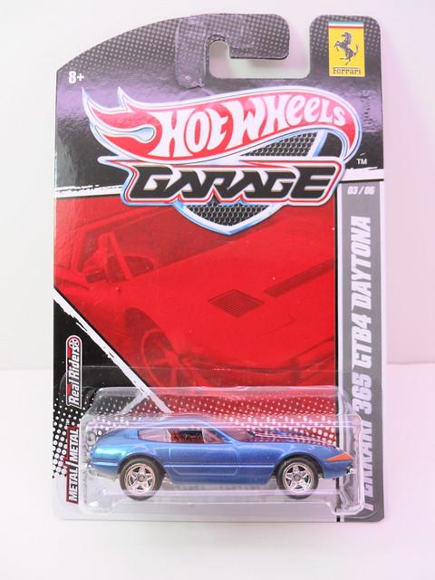 hot wheels garage ferrari 365 GTB4 daytona (1)