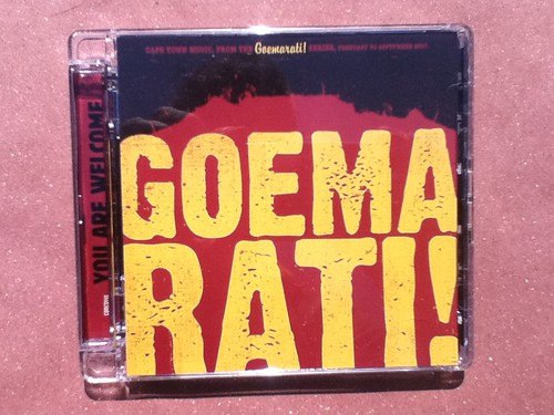 South Africa Stuff: Goemarati!