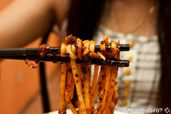 20110613 Super Kitchen Chili Pan Mee @ Kuala Lumpur-5