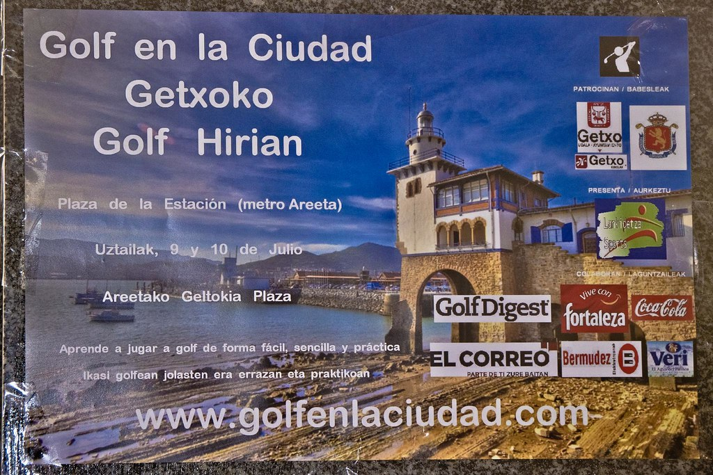 GolfEnLaCiudad.com