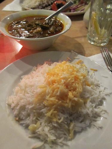 Okra and Rice