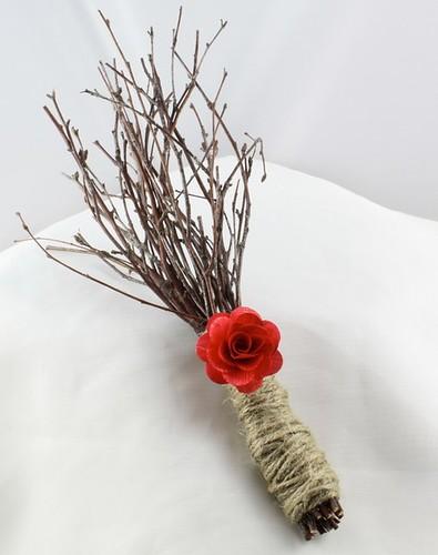 unique bride bouquet 4
