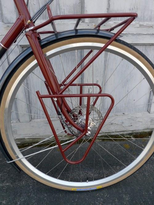Ahearne Cycles Klinger Light Touring Bike