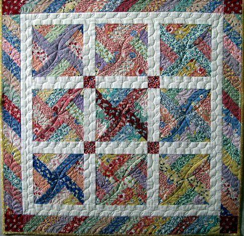 Pinwheels, May Gallery Exhibit @Quiltworks
