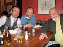 Alex, Guy and Roger Whittaker © Natalie Whittaker