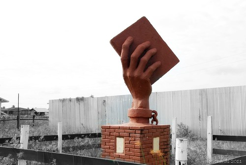 Emancipation Monument, Beterverwagting, ECD