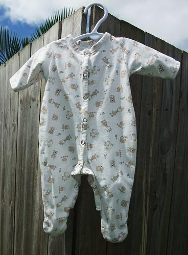 Newborn Onesie 2