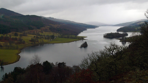 Loch Tummel from the Queens View