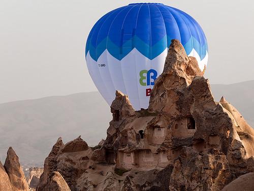 Balloon-Goreme, Cappadocia