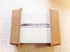 iPad2の箱は、こんな感じでカバーリングされてるんだね!