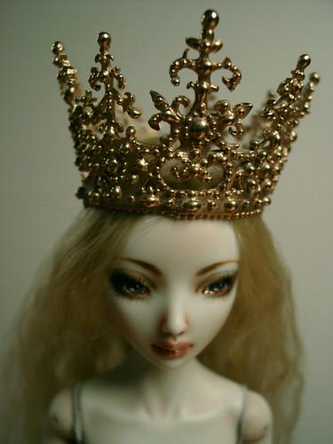 Iðunn is crowned ♥