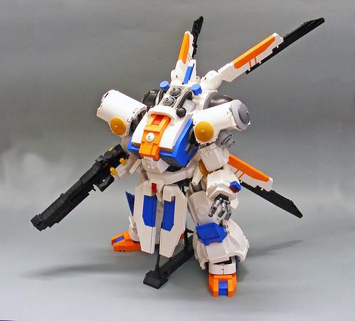 Metal Storm [blaq'd fix] - 重力装甲メタルストーム
