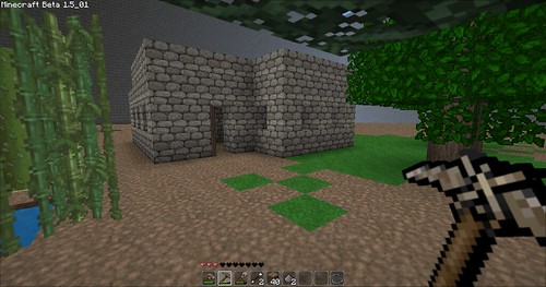 Minecraft - New House