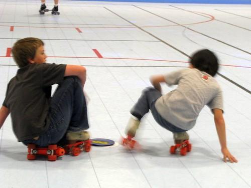 COOL Rollerskating Fun