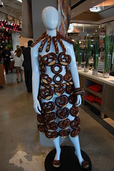 Pretzel dress