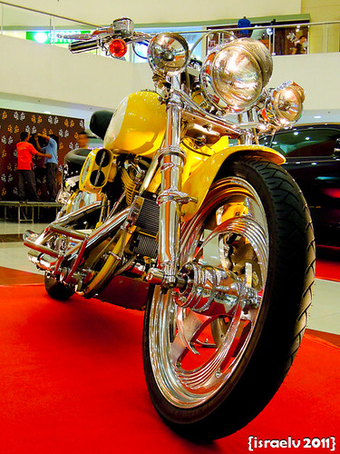 Harley-Davidson Motorcycle by israelv