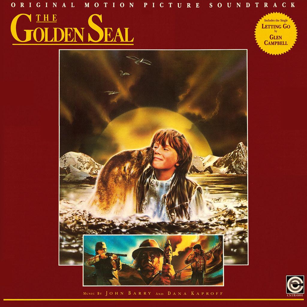 John Barry - The Golden Seal