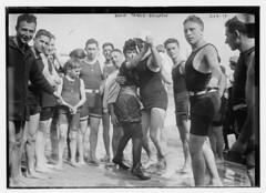 Beach Tango -- Brighton (LOC)