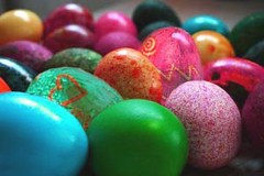 Easter Eggs by Aiselle A T Gabegie