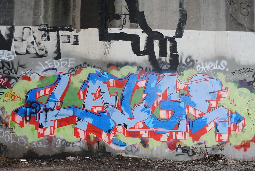 large graffiti kyt
