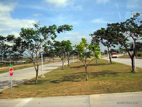 Nuvali boulevard