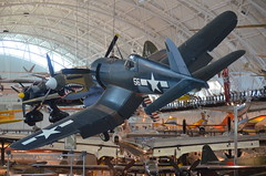 Steven F. Udvar-Hazy Center: Vought F4U-1D Cor...
