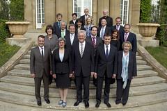 Die neue grün-rote Landesregierung