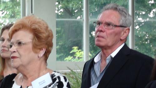 Clint Zweifel's parents